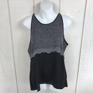BCBG MaxAzria sleeveless top size M